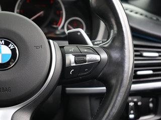 2014 BMW X5 F15 M50D White 8 Speed Automatic Wagon