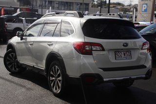 2016 Subaru Outback B6A MY16 2.5i CVT AWD Premium Crystal White 6 Speed Constant Variable Wagon.