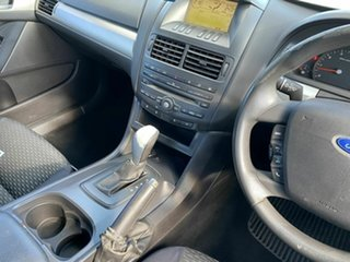 2010 Ford Falcon FG XT Grey 5 Speed Auto Seq Sportshift Sedan