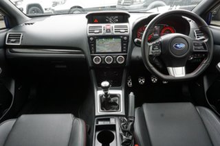 2016 Subaru WRX V1 MY16 Premium AWD Blue 6 Speed Manual Sedan