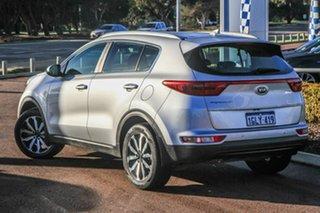 2018 Kia Sportage QL MY18 AO Edition 2WD Silver 6 Speed Sports Automatic Wagon.