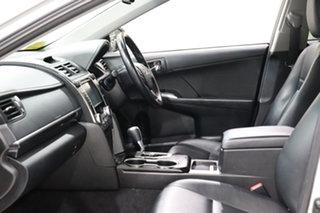2016 Toyota Camry AVV50R Atara SL Silver 1 Speed Constant Variable Sedan Hybrid