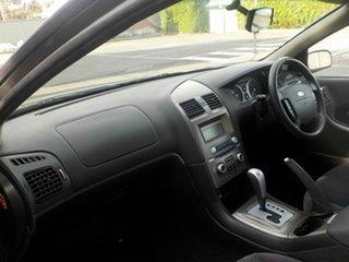 2006 Ford Falcon BF MkII Futura (LPG) Grey 4 Speed Auto Seq Sportshift Sedan