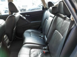 2011 Nissan Murano Z51 Series 2 MY10 ST Black 6 Speed Constant Variable Wagon
