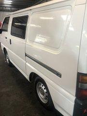 2009 Mitsubishi Express SJ MY09 SWB White 5 Speed Manual Van