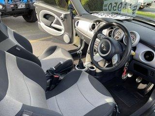 2007 Mini Hatch R53 MY05 Cooper S White 6 Speed Manual Hatchback