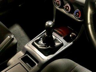 2011 Mitsubishi Lancer CJ MY11 SX Sportback Blue 5 Speed Manual Hatchback