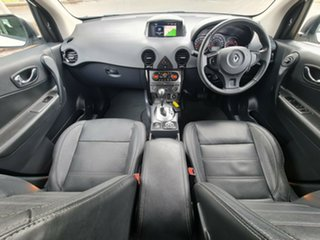 2014 Renault Koleos H45 Phase III Bose White 1 Speed Constant Variable Wagon