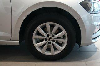 2021 Volkswagen Polo AW MY21 85TSI DSG Comfortline Reflex Silver 7 Speed.