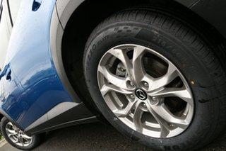 2016 Mazda CX-3 DK2W7A Maxx SKYACTIV-Drive Dynamic Blue 6 Speed Sports Automatic Wagon