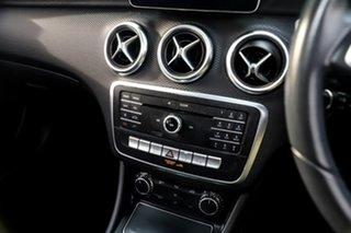 2017 Mercedes-Benz A-Class W176 808MY A180 D-CT White 7 Speed Sports Automatic Dual Clutch Hatchback