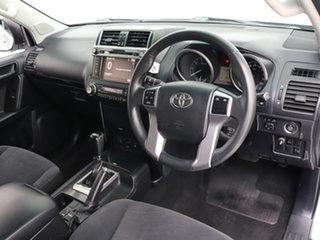 2016 Toyota Landcruiser Prado GRJ150R MY16 GXL (4x4) Silver 6 Speed Automatic Wagon