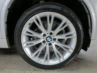 2016 BMW X5 F15 xDrive30d Pearl White 8 Speed Sports Automatic Wagon