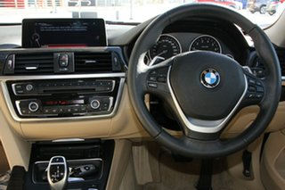 2014 BMW 4 Series F36 428i Gran Coupe Luxury Line Black 8 Speed Sports Automatic Hatchback