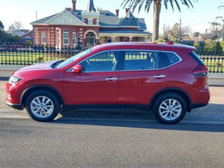2021 Nissan X-Trail T32 MY21 ST X-tronic 2WD Ruby Red 7 Speed Constant Variable Wagon
