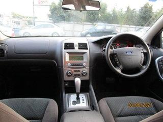 2008 Ford Falcon BF MkII 07 Upgrade Futura 4 Speed Auto Seq Sportshift Sedan