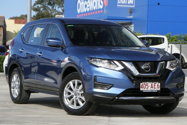 Used Nissan X-Trail T32 Series III MY20 ST X-tronic 2WD Aspley, 2020 Nissan X-Trail T32 Series III MY20 ST X-tronic 2WD Marine Blue 7 Speed Constant Variable Wagon
