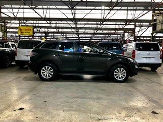 2011 Mazda CX-7 ER10L2 Classic Activematic Black 5 Speed Sports Automatic Wagon