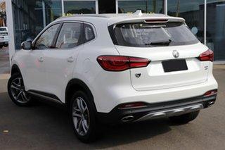 2021 MG HS SAS23 MY21 Essence DCT AWD X Pearl White 6 Speed Sports Automatic Dual Clutch Wagon.