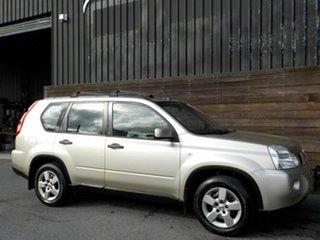 2008 Nissan X-Trail T31 ST Gold 6 Speed Manual Wagon.