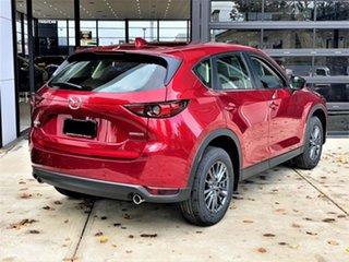 2021 Mazda CX-5 Maxx SKYACTIV-Drive FWD Sport Wagon.