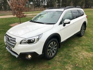 2017 Subaru Outback MY18 2.5I Premium AWD White Continuous Variable Wagon.