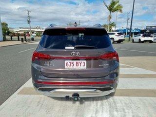 2020 Hyundai Santa Fe TM.2 MY20 Highlander CRDi Burg (AWD) Brown 8 Speed Automatic Wagon.