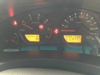 2008 Nissan Navara D40 ST-X (4x4) Red 5 Speed Automatic Dual Cab Pick-up