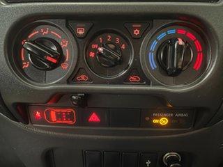 2017 Mitsubishi Triton MQ MY17 GLX Double Cab White 6 Speed Manual Cab Chassis