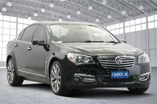 2017 Holden Calais VF II MY17 V Black 6 Speed Sports Automatic Sedan.