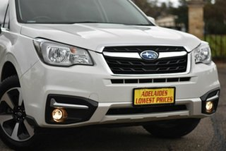 2018 Subaru Forester S4 MY18 2.0D-L CVT AWD White 7 Speed Constant Variable Wagon