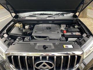 2019 LDV T60 SK8C Luxe Black 6 Speed Manual Utility.