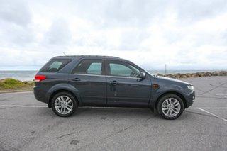 2011 Ford Territory SZ TS Seq Sport Shift Blue 6 Speed Sports Automatic Wagon.