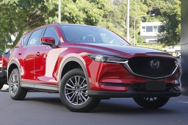 New Mazda CX-5 KF4WLA Maxx SKYACTIV-Drive i-ACTIV AWD Sport Glendale, 2021 Mazda CX-5 KF4WLA Maxx SKYACTIV-Drive i-ACTIV AWD Sport Soul Red Crystal 6 Speed