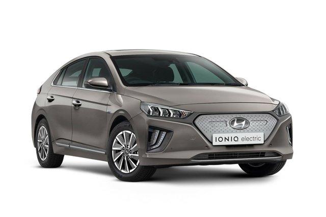 New Hyundai Ioniq AE.V4 MY21 electric Premium Nailsworth, 2021 Hyundai Ioniq AE.V4 MY21 electric Premium Fluid Metal 1 Speed Reduction Gear Fastback