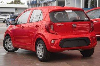2021 Kia Picanto JA MY21 S Red 4 Speed Automatic Hatchback