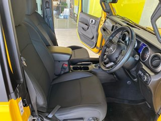 2019 Jeep Wrangler JL MY19 Sport S Yellow 8 Speed Automatic Softtop