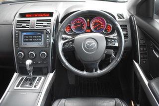 2009 Mazda CX-9 TB10A3 MY10 Grand Touring Silver 6 Speed Sports Automatic Wagon