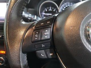 2013 Mazda CX-5 KE1021 Grand Touring SKYACTIV-Drive AWD White 6 Speed Sports Automatic Wagon