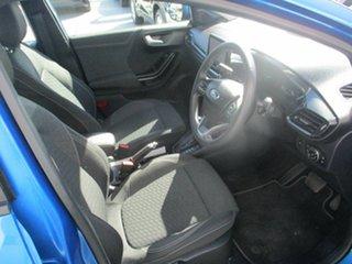 2020 Ford Puma MY20.75 Blue 7 Speed Auto Dual Clutch Hatchback