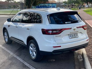 2017 Renault Koleos HZG Life X-tronic White 1 Speed Constant Variable Wagon