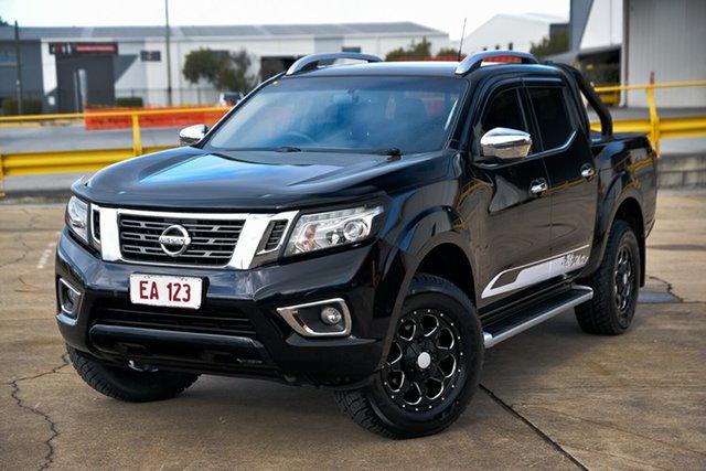 Used Nissan Navara D23 ST-X Hendra, 2015 Nissan Navara D23 ST-X Black 7 Speed Sports Automatic Utility