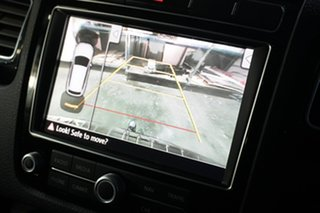 2015 Volkswagen Touareg 7P MY16 150TDI Tiptronic 4MOTION Element Grey 8 Speed Sports Automatic Wagon