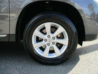 2010 Toyota Kluger GSU40R KX-R 2WD Grey 5 Speed Sports Automatic Wagon