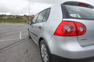 2006 Volkswagen Golf V Comfortline Tiptronic Silver 6 Speed Sports Automatic Hatchback