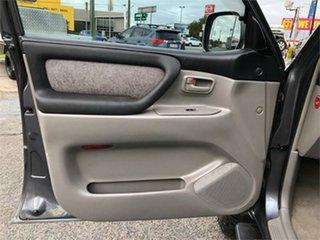 2006 Toyota Landcruiser UZJ100R GXL Grey 5 Speed Automatic Wagon