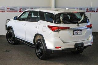 2017 Toyota Fortuner GUN156R GX Glacier White 6 Speed Automatic Wagon