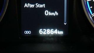 2017 Toyota Hilux GUN126R SR5 Double Cab Black 6 Speed Manual Utility