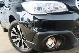 2017 Subaru Outback B6A MY17 2.5i CVT AWD Black 6 Speed Constant Variable Wagon.