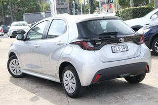 2020 Toyota Yaris Mxpa10R Ascent Sport Silver Pearl 1 Speed Constant Variable Hatchback.